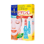 Kose Clear Turn White Vitamin C Facial Mask