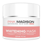 Pink Madison Whitening Cream Mask