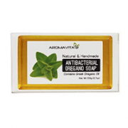 Aromavita Oregano Oil Soap - Natural Plant Therapy Hand Soap or Body Wash - Topical Therapeutic Skin Cleanser