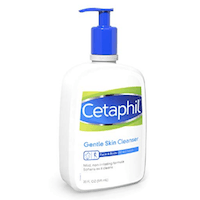 Cetaphil Gentle Skin Cleanser for All Skin Types, 20 Fl Oz (Pack of 1)