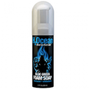 H2Ocean - Blue Green Foam Soap