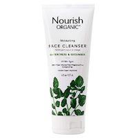 Nourish Organic - Moisturizing Face Cleanser