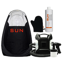 Sun Laboratories - At-Home Airbrush Tanning System